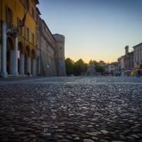 Piazza del Popolo Fontana Masini Cesena - Davide Contenti - Cesena (FC)