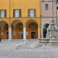 Cesena Piazza del Popolo-4 Fontana Masini - Lorenzo Gaudenzi - Cesena (FC)