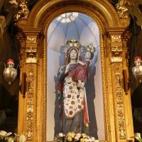 Statua Madonna del Monte - Boschetti marco 65 - Cesena (FC)