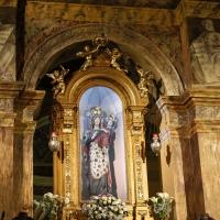 Madonna del Monte (sull'altare) - Boschetti marco 65 - Cesena (FC)