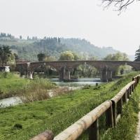 Panoramica sul ponte vecchio - Boschetti Marco 65 - Cesena (FC)