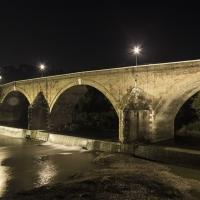 Ponte vecchio notturna - Boschetti Marco 65 - Cesena (FC)