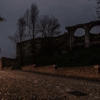 Rocca 2 (soprannominata gli occhi della Civetta) - Boschetti marco 65 - Cesena (FC)