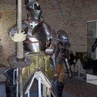 Rocca Malatestiana Sala delle armature - Clawsb - Cesena (FC)