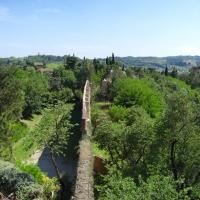Rocca Malatestiana le mura dall'alto - Clawsb - Cesena (FC)