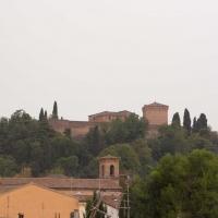 Panoramica verso la Rocca - Boschetti marco 65 - Cesena (FC)