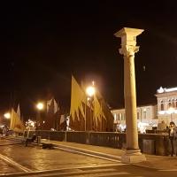 Colonna veneziana sul museo galleggiante - Benedetta78 - Cesenatico (FC)