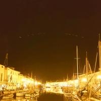 20160902 193300 tramonto sui fari di ponente 07 - Benedetta78 - Cesenatico (FC)