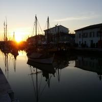 Il caratteristico Porto Canale di Cesenatico - Chiari86 - Cesenatico (FC)
