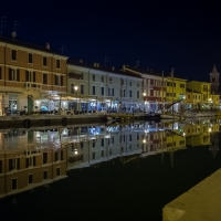 ... Saturday night , our greeting to this summer - Maurizio Cavallucci - Cesenatico (FC)