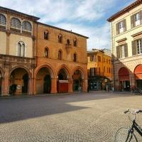 Palazzo del Podestà, con il suo caratteristico balcone - Chiari86 - Forlì (FC)