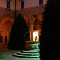 Basilica di San Mercuriale, il suo chiostro - Chiari86 - Forlì (FC)