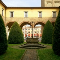 Il pozzo del chiostro della Basilica di San Mercuriale - Chiari86 - Forlì (FC)