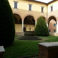 Chiostro Abbazia di San Mercuriale - Chiari86 - Forlì (FC)