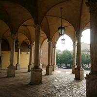 Archi e colonne, chiostro San Mercuriale - Chiari86 - Forlì (FC)