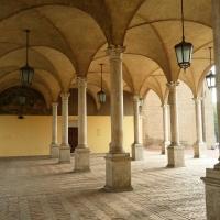 Chiostro Basilica di San Mercuriale - Chiari86 - Forlì (FC)