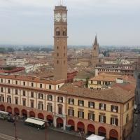 Il Palazzo Comunale di Forlì visto dalla Torre di San Mercuriale - Chiari86 - Forlì (FC)