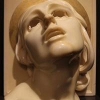 Adolfo wildt, santa lucia, 1926 (forlì, palazzo romagnoli) 02 - Sailko - Forlì (FC)