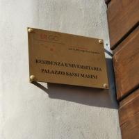 Targa palazzo sassi - Chiari86 - Forlì (FC)