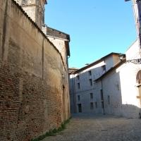 Via Sassi ingresso al palazzo Sassi - Chiari86 - Forlì (FC)