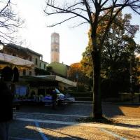 Torre Civica dall'antica Piazzetta delle Erbe - Chiari86 - Forlì (FC)