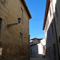 Particolare di Via Sassi - Chiari86 - Forlì (FC)