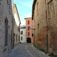 Curve e colori in Via Sassi - Chiari86 - Forlì (FC)