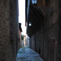 Lo stretto vicolo Gaddi di Forli - Chiari86 - Forlì (FC)