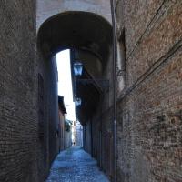 Lo stretto Vicolo Gaddi - Chiari86 - Forlì (FC)