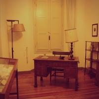 Lo studio di Aurelio Saffi, all'interno di Villa Saffi - Chiari86 - Forlì (FC)
