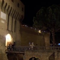 Rocca Ordelaffiana100 3598 - Flash2803 - Forlimpopoli (FC)