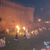 Rocca Ordelaffiana100 3646 - Flash2803 - Forlimpopoli (FC)