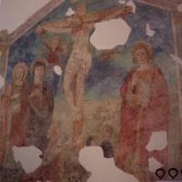 Oratorio di San Rocco affresco2 - Clawsb - Gatteo (FC)