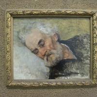 Pinacoteca Comunale, Bozzetto del Mazzini morente, di Silvestro Lega - Patrizia Diamante - Modigliana (FC)