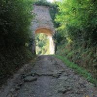 Rocca dei Conti Guidi, particolare ravvicinato - Patrizia Diamante - Modigliana (FC)