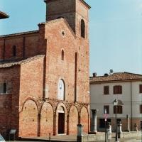 Basilica concattedrale di Sarsina scorcio - Andrea.andreani - Sarsina (FC)