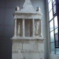 Museo Archeologico Sarsinate Monumento funebre 3 - Clawsb - Sarsina (FC)