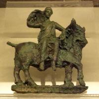 Museo Archeologico Sarsinate Bronzetto di età romana - Clawsb - Sarsina (FC)