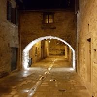 Dietro il Palazzo del Capitano 02 - Marco Musmeci - Bagno di Romagna (FC)