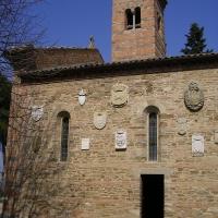 3-Bertinoro -Pieve di polenta esterni (4) - Ilicemonti50 - Bertinoro (FC)