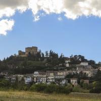 Panoramica sulla rocca 2 - Boschettim65 - Bertinoro (FC)