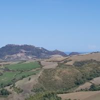 Panorama da lontano 02 - Marco Musmeci - Borghi (FC)