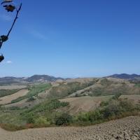 Panorama da lontano 05 - Marco Musmeci - Borghi (FC)