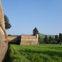 """Studi in preparazione del documentario """"Romagna toscana"""" 14 - Marco Musmeci - Castrocaro Terme e Terra del Sole (FC)"""