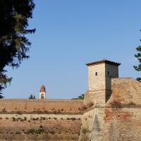 """Studi in preparazione del documentario """"Romagna toscana"""" 19 - Marco Musmeci - Castrocaro Terme e Terra del Sole (FC)"""