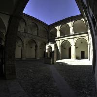 Corte interna Palazzo Pretorio 3 - Stefano Micheli - Castrocaro Terme e Terra del Sole (FC)