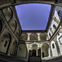 Corte interna Palazzo Pretorio 2 - Stefano Micheli - Castrocaro Terme e Terra del Sole (FC)