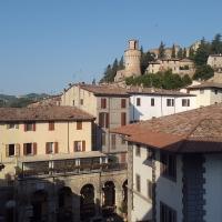 Torre dell'orologio - 6 agosto - maria bernadette melis - Castrocaro Terme e Terra del Sole (FC)