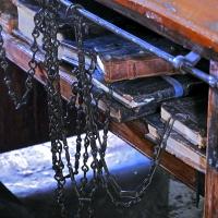 Volumi della biblioteca Malatestiana - Caba2011 - Cesena (FC)