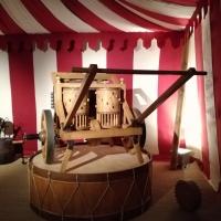 Museo Musicalia - Tamburo di Leonardo da Vinci - Francescalucchi1975 - Cesena (FC)